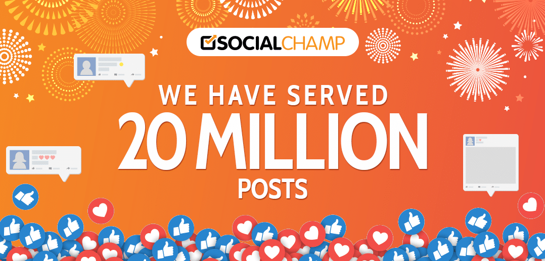 Social champ yearly review
