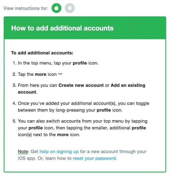 Multiple Twitter Accounts from your Phone