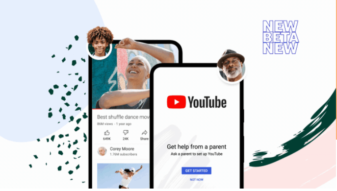 Parental Control Feature Youtube