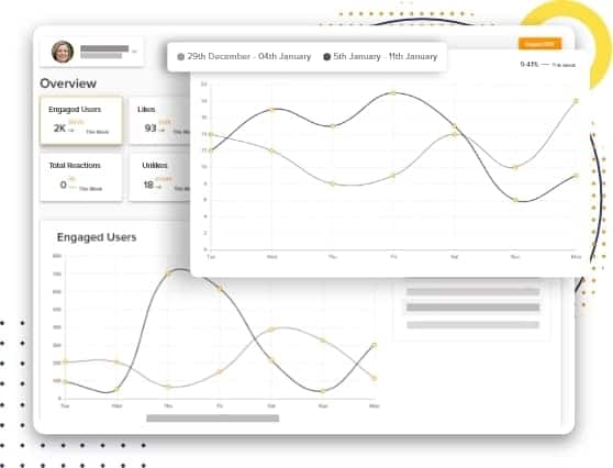 Track with Social Champ Analytics