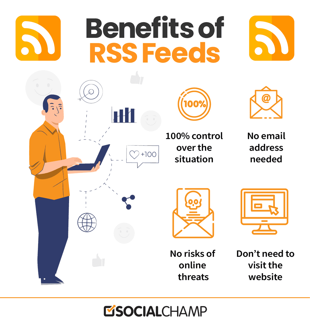 Benefits of RSS Feeds