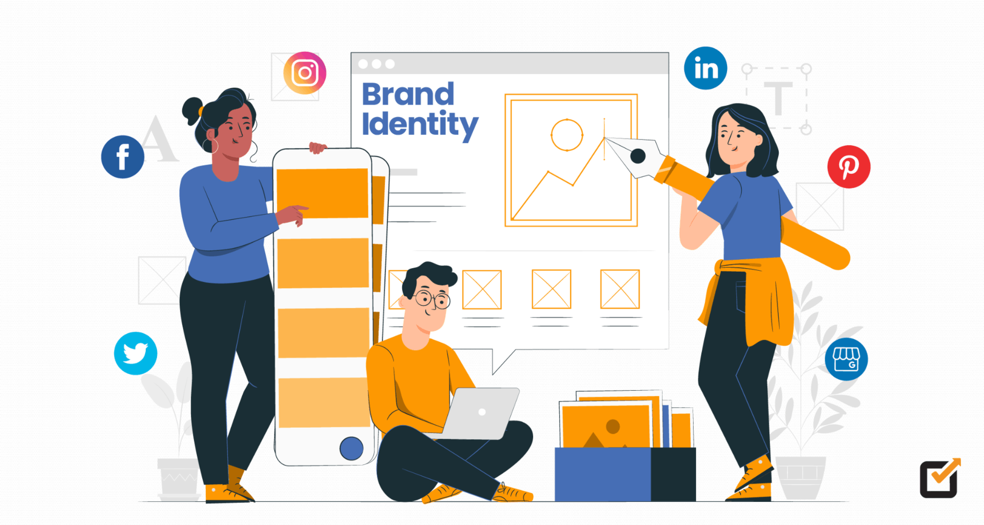How to Build a Brand Identity across Social Media Channels