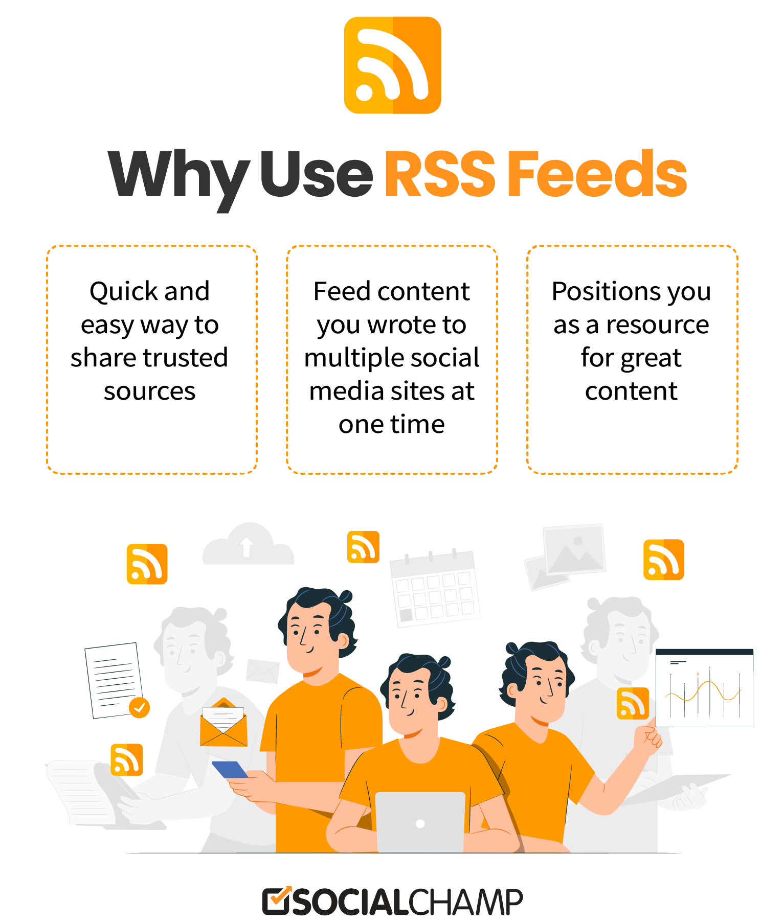 Why use RSS Feed
