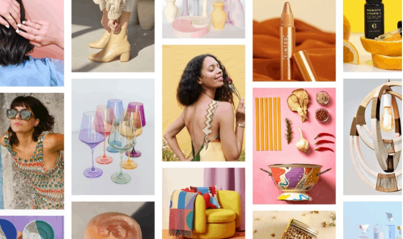 women showcasing their style and product