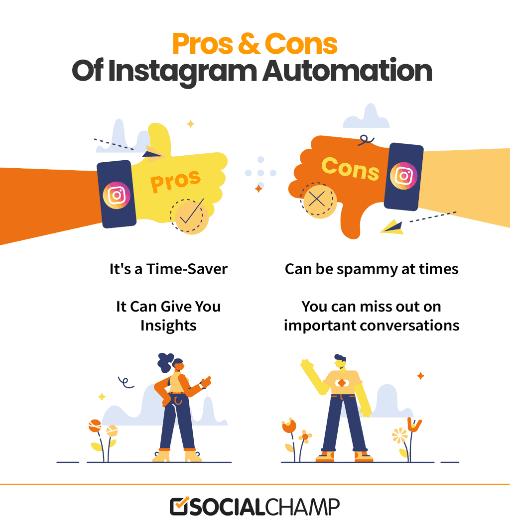 Pros And Cons Of Instagram Automation