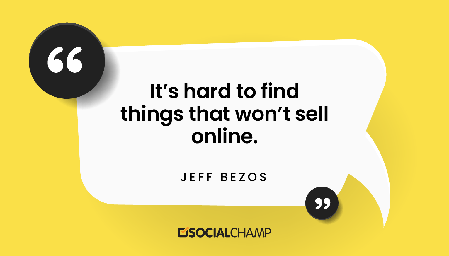 Social Media Marketing Quotes by Celebrities