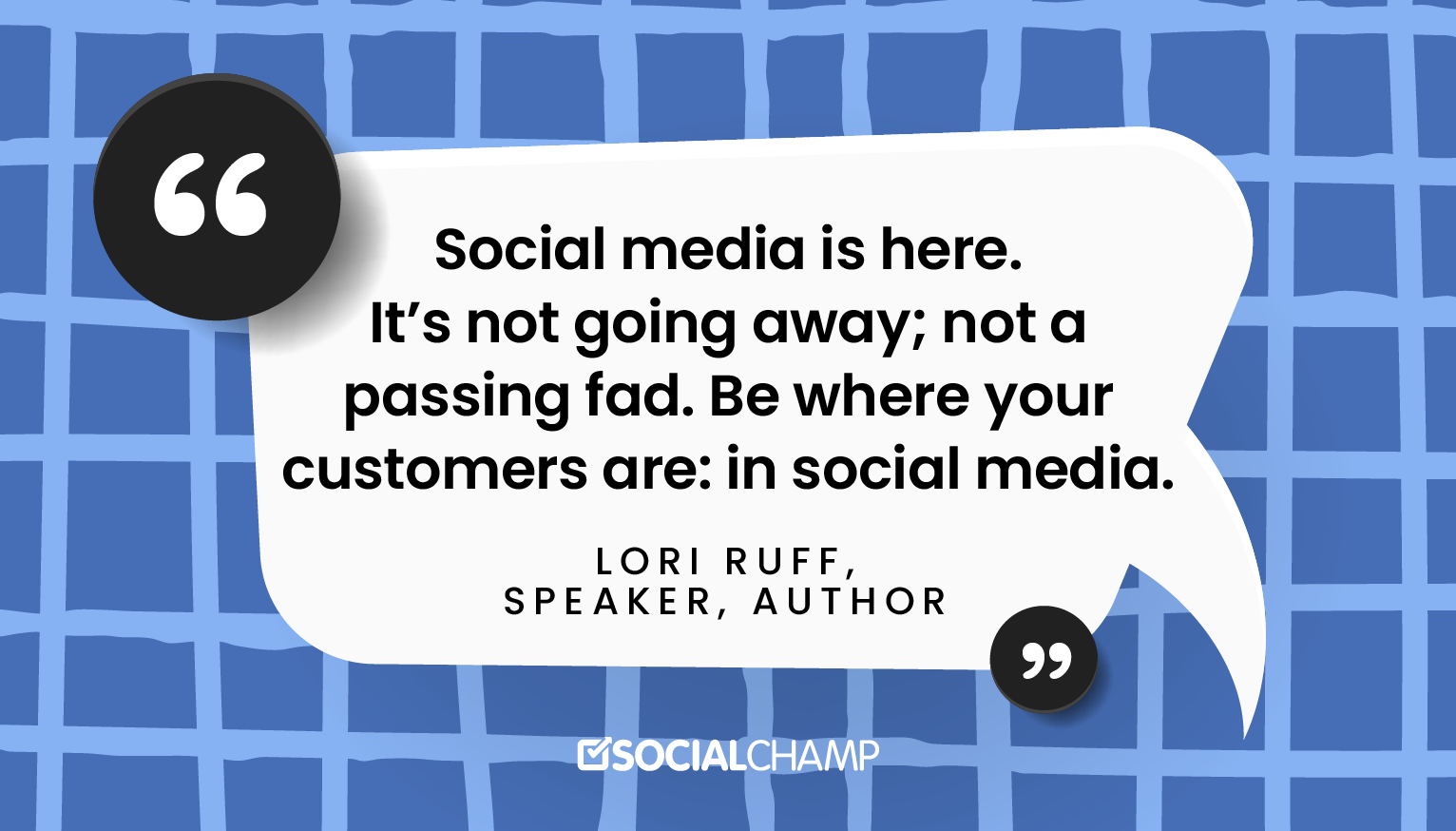 Social Media Marketing Quotes by Influencers