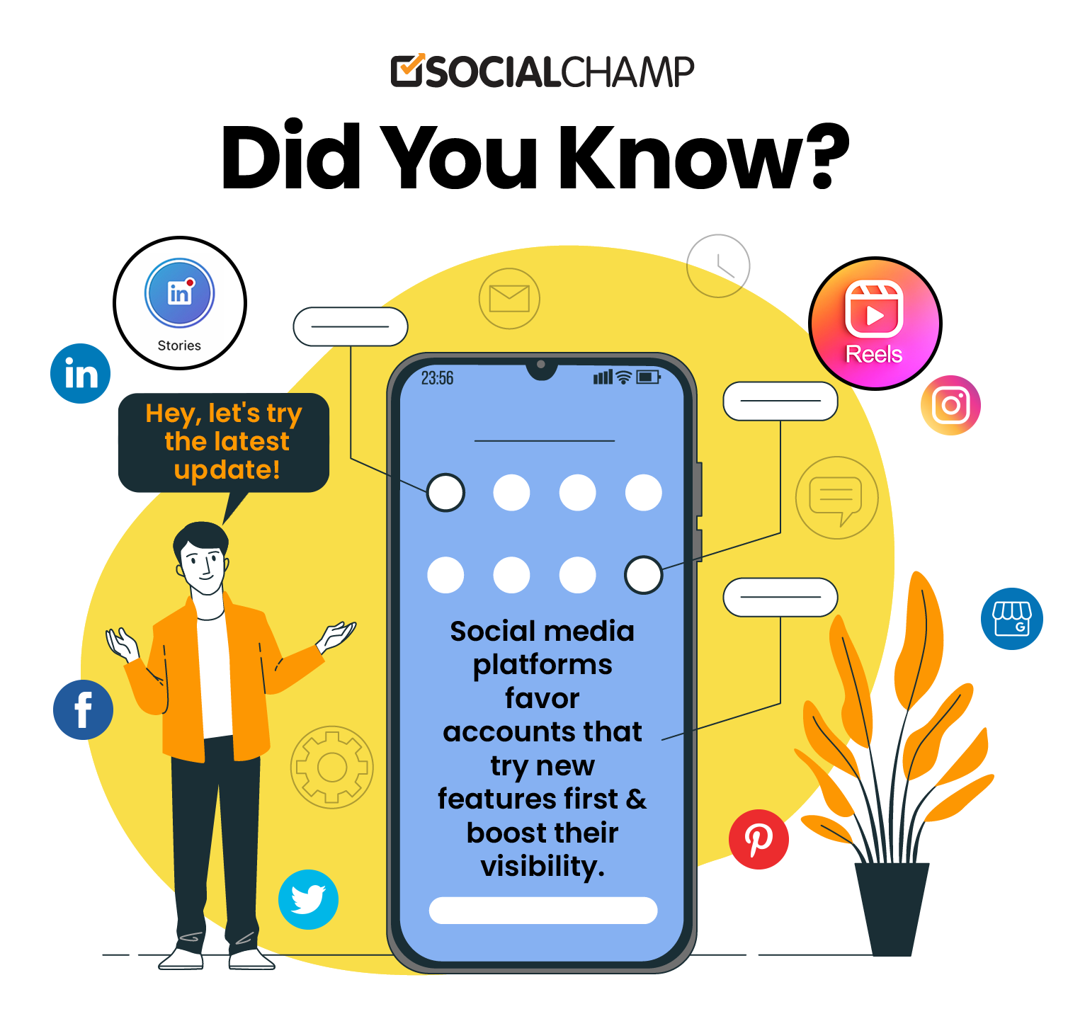 Did you know social champ