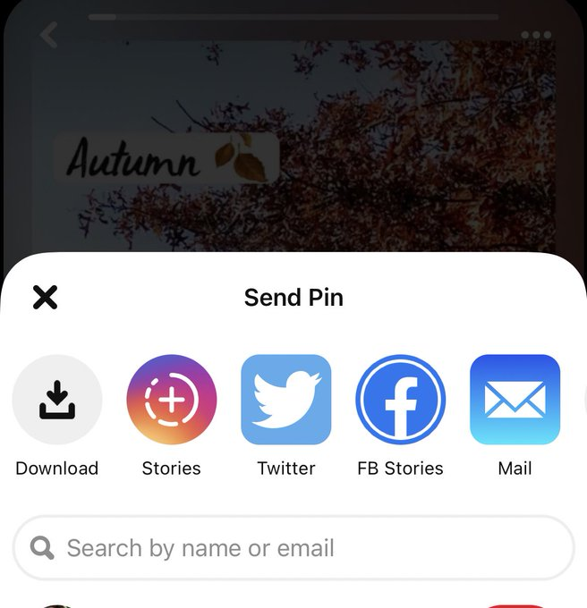 Idea Pin to Facebook and Instagram